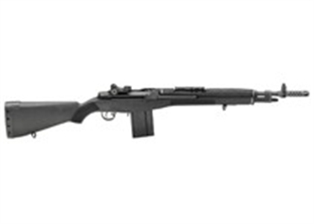 Picture of Springfield Armory M1A SCOUT SQUAD 18 308 BLACK