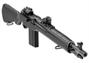 Picture of Springfield Armory M1A SOCOM 16 308 BLACK SYN BLUE BARREL / BLACK SYNTHETIC