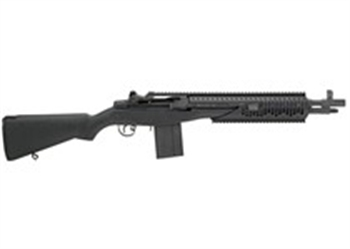 Picture of Springfield Armory M1A SOCOM II 16 308 EXT RAILS BLK SYN/EXTENDED CLUSTER RAIL