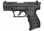 Picture of Walther P22 22LR 10+1 3.4 BLACK