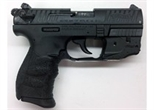 Picture of Walther P22 LASER PK 22LR 10+1 3.4
