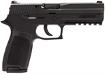Picture of Sig Sauer P250 9mm NITRON CONTRAST