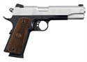 Picture of American Classic GOV II 1911 DUO TONE 45ACP 8+1 with NOVAK Rear sight and checkered wood grips