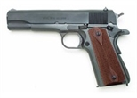 Picture of Auto-Ordnance Thompson 1911 WWII 45 ACP Parkerized