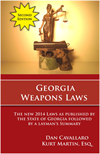 Picture of Georgia Weapons Laws Book